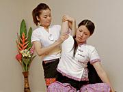 タイ古式マッサージ−サンパラン行徳本店・南行徳店 施術顔